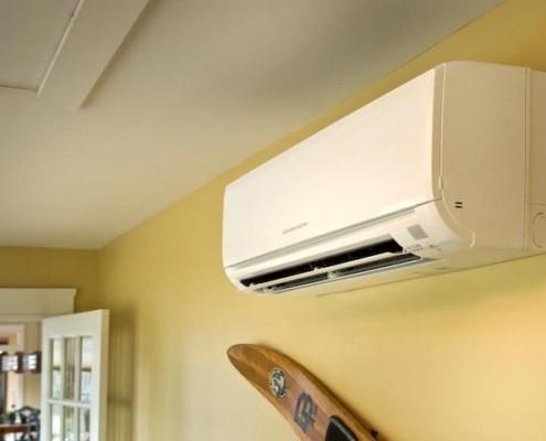 my ductless air conditioner is broken